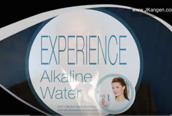 Experience Kangen Water